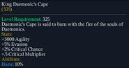KingDaemonic'sCape