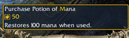 Potion of Mana