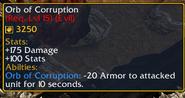 Orb of Corruption