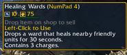 Healing Wards