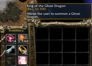 Ring of the Ghost Dragon