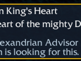 Dragon King's Heart