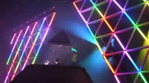 "Daft Punk - ""Harder Better Faster Stronger"" (LIVE @ Alive 2007) (Official Music Video)"