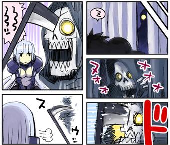 20+ Anime Grim Reaper Girl  Background