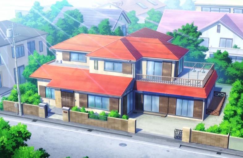 Kurusu House