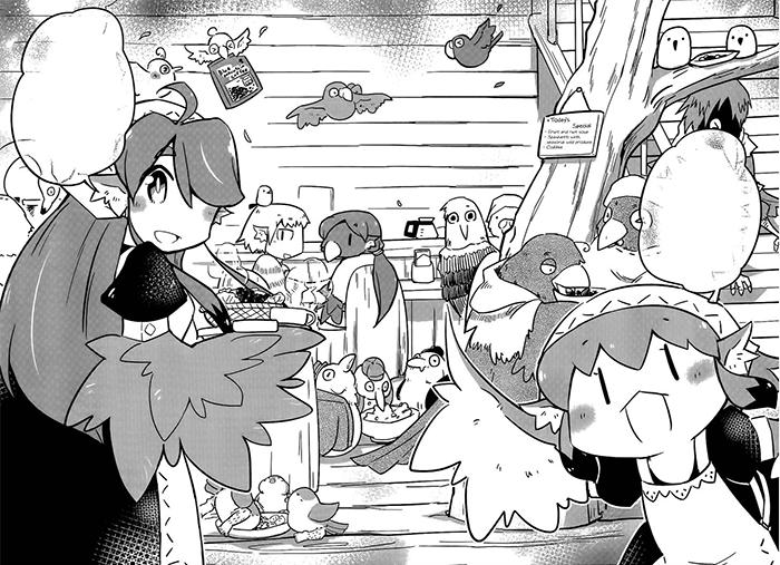 The Birdhouse Cafe
