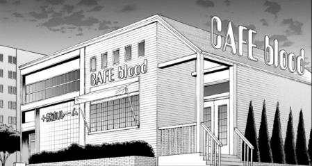 Cafe Blood