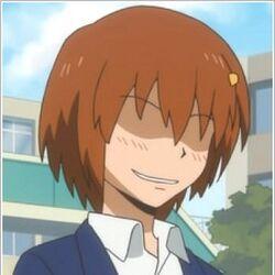 Yoshitake's older sister