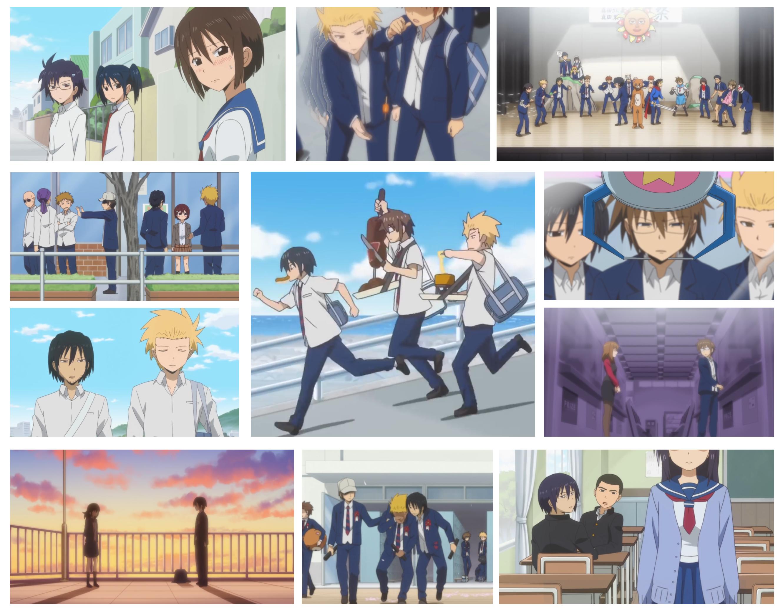 Episode 20   Daily Lives of High School Boys Wiki   Fandom