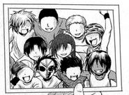 Yanagin's team photo manga 01