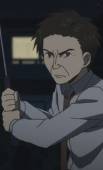 Hidenori's Father