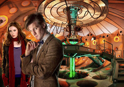 The Doctor and Amy in the Tardis.jpg