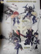 Main Characters Scan