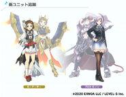 Armored Girls King Arthur