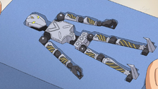 Core skeleton VX13