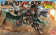 Dot Blaze/Bandai Models