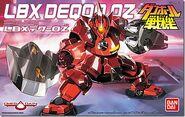 Deqoo OZ/Bandai Models
