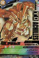 Achilles V Mode Gold Stamp D-02-17