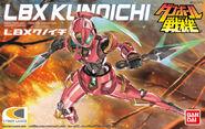 Kunoichi/Bandai Models
