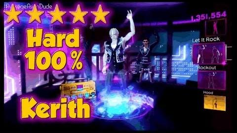 Dance Central 2 - Let It Rock - Hard 100% - 5* Gold Stars - 2