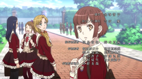Ritsuka op Azuna
