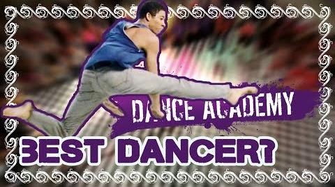 Dance Academy Who Is The Best Male Dancer?