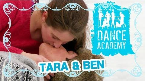 Dance Academy Tara & Ben Dance Academy in Love