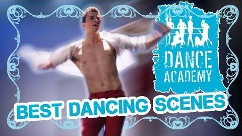 Dance Academy Ben's Heartbroken Performance Best Dancing Scenes