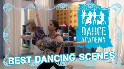 Dance Academy Grace's Dance With Zach Best Dancing Scenes
