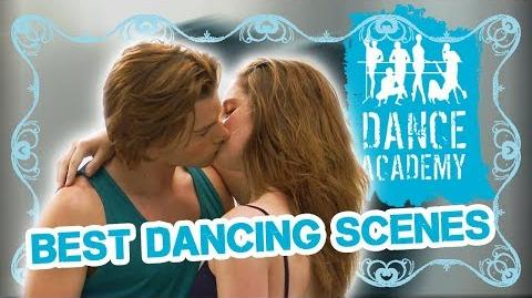 Dance Academy Tara's Expressive Dance and Kiss With Ethan Best Dancing Scenes