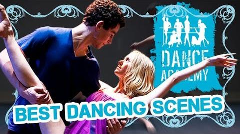 Dance Academy Audition for Temporary Roles Best Dancing Scenes