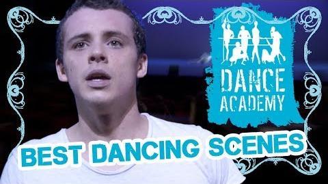 Dance Academy Sammy's Win At the Prix de Fonteyn Best Dancing Scenes