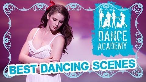 Dance Academy Tara Dances The Red Shoes Best Dancing Scenes