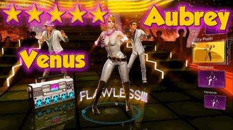 Dance Central 3 - Venus - Hard 100% Flawless - 5* Gold Stars (DC2 IMPORT)