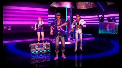 """Dance Central 3 """"I Know You Want Me (Calle Ocho)"""" - 100% Gold* Run"""