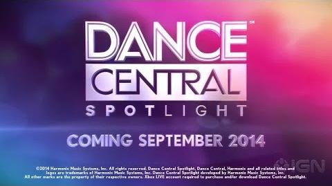 Dance Central Spotlight - E3 Trailer