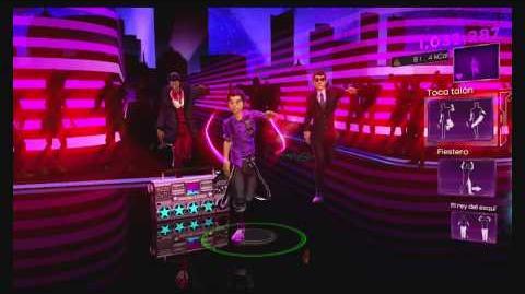 Dance Central 3 Da'Butt HARD 100% 5 stars