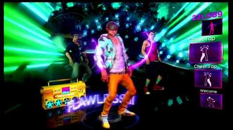 Dance Central 2 - King Of The Dancehall - Hard 100% - 5* Gold Stars - 1