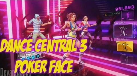 Dance Central 3 - Poker Face - Hard 100% - 5 Gold Stars