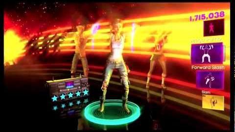 Dance Central 2 - Crew Challenge Riptide - Baby Got Back - Hard - 5* Stars - 2