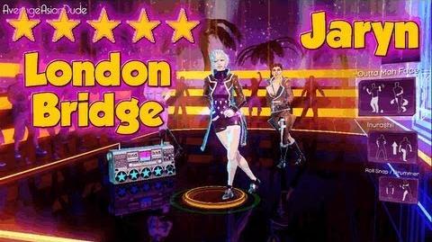 Dance Central 3 - London Bridge - Hard 100% - 5* Gold Stars (LAST DLC T T)