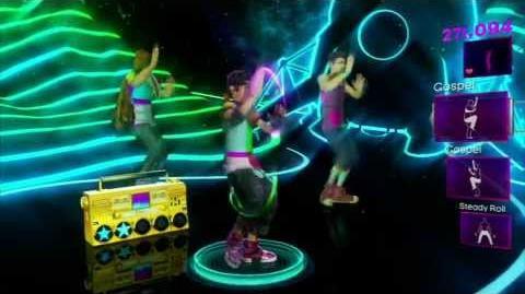Dance Central 2 Get Busy Glitch