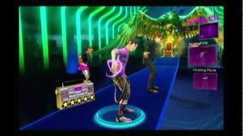 Dance Central 3 - Da Butt - Glitch (Hard)