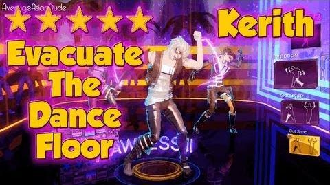 Dance Central 3 - Evacuate The Dance Floor - Hard 100% - 5* Gold Stars (DC1 IMPORT)