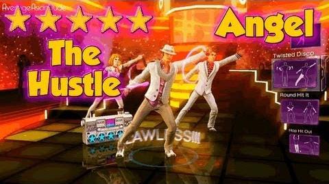 Dance Central 3 - The Hustle - Hard 100% - 5* Gold Stars