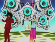 Disco and Emi in She is my wife