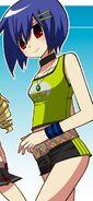 Emi's alternate fan outfit