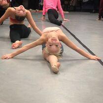 813 Lilliana in class