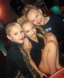 810 Sarah, Lilliana and Pressley