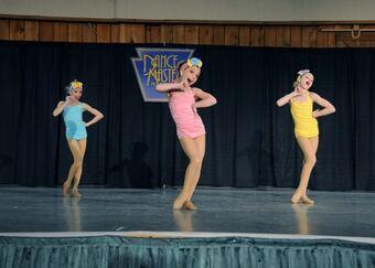 Pin-Up Girl   Dance Moms Wiki   Fandom